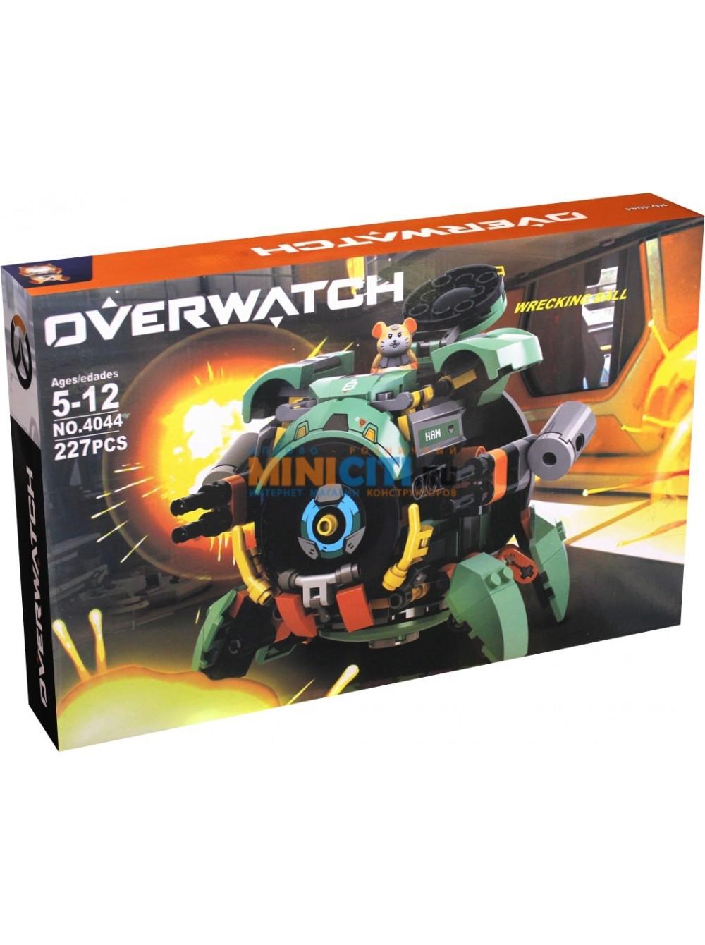 Конструктор «Таран» 4044 (Overwatch 75976) / 227 деталей