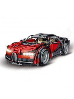 Конструктор MORK «Bugatti» 1:14 MOC 023001-2  / 1225 деталей