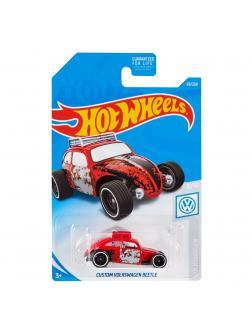 Машинка Базовая модель Hot Wheels «Custom Volkswagen Beetle» 8/10