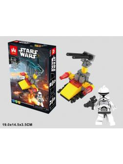Конструктор WANBO «Космические Войны» 75075 (Star Wars) / 24 детали