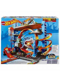 Игровой Набор Hot Wheels Сити «Невообразимый гараж» FTB66