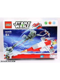 Конструктор COGO «Космические Войны» (Star Wars) 80025 / 283 детали