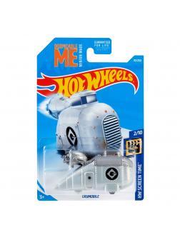 Машинка Базовая модель Hot Wheels «Grumobile» 2/10