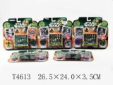 Конструктор с карточками «Космические Войны» Т4613 / В ассортименте