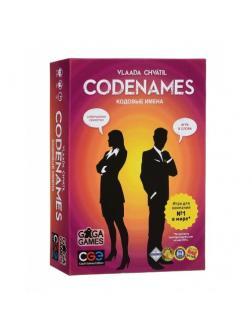 Настольная игра Кодовые имена. XXL от GaGa