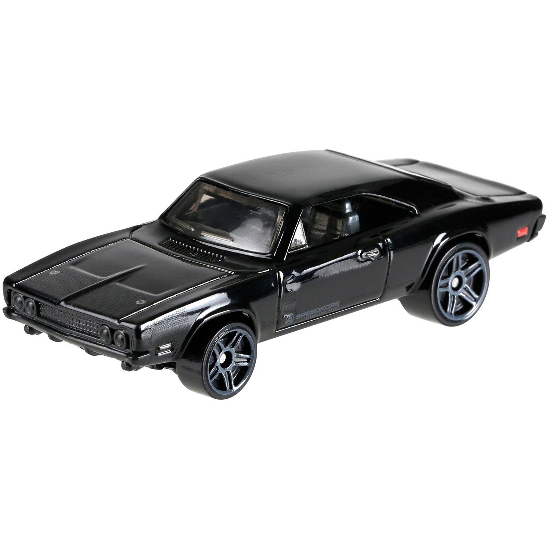Машинка Базовая модель Hot Wheels «69 Dodge Charger 500» 6/10