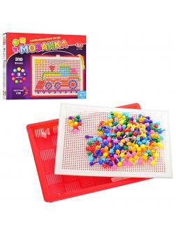 Развивающая игра Play Smart «Мозаика» 9 цветов / 310 фишек