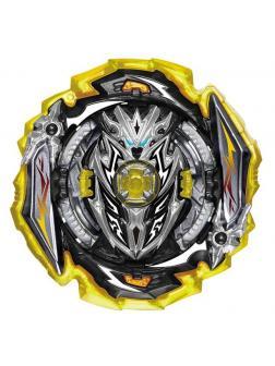 Волчок Beyblade Burst Темный Инфинити Ахиллес (Infinite Achilles 7 Loop 1D) B-173 02 от Flame с запускателем