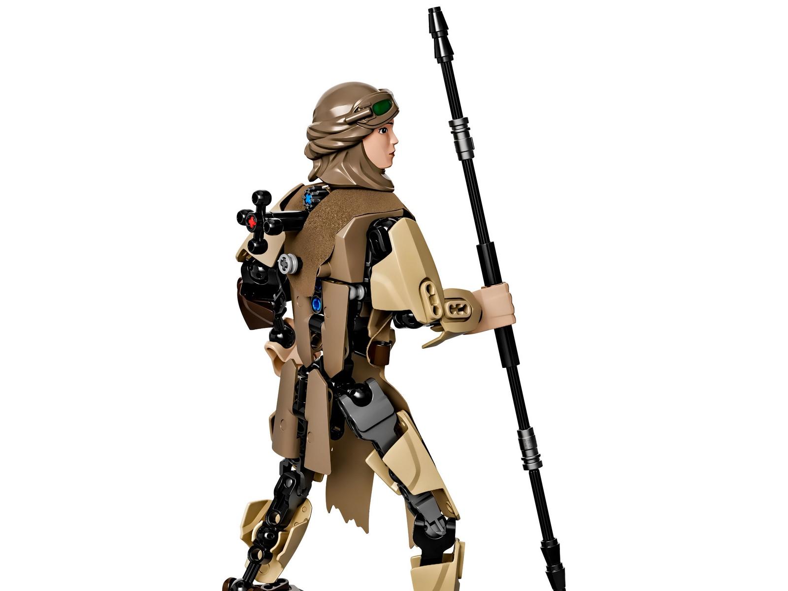 Конструктор KSZ «Рей» 605-1 (Star Wars 75113) / 84 детали