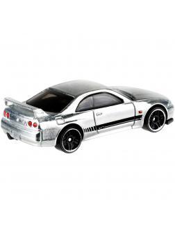 Машинка Базовая модель Hot Wheels «Ford Mustang FR500» 9/10