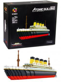 Конструктор Blocks «Титаник 1912» 9913 / 3800 деталей