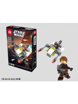 Конструктор Wanbo «Космические Войны» 75073 (Star Wars) / 49 деталей