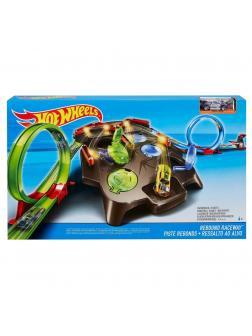 Игровой Набор Hot Wheels «Гоночная Трасса Рикошет» FDF27