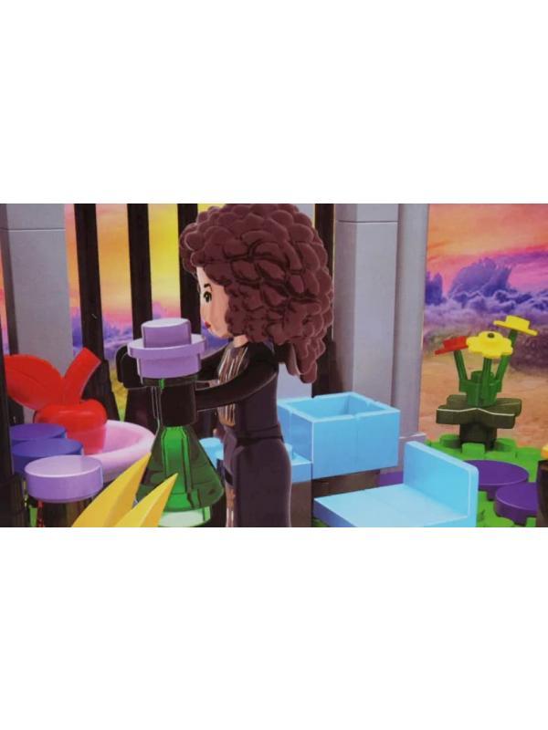 Конструктор Jilebao «Белоснежка. Замок ведьмы» 6023 (Disney Princess) 305 деталей
