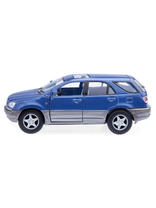 Инерционная металлическая машинка Kinsmart «Lexus RX300» 1:36 / KT5040