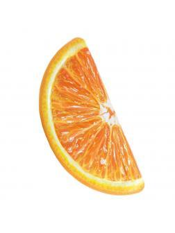Надувной матрас Intex 58763 «Долька Апельсина», 178х85 см.