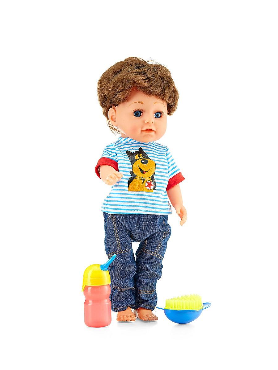 Интерактивная кукла Yale Baby «Любимый Братик» 38 см. / YL8899B