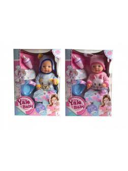 Интерактивная кукла Yale Baby «Моя Малышка» 40 см. / YL19001F