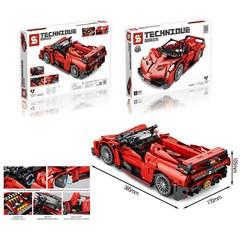 Конструктор SY «Lamborghini Poison 1:14» 8606 / 1213 деталей