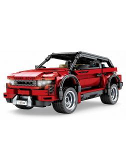 Конструктор Sembo Block «Range Rover Aurora» 701804 /  813 деталей
