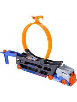 Игровой Набор Hot Wheels «Stunt and Go» Грузовик-пусковая установка GCK38