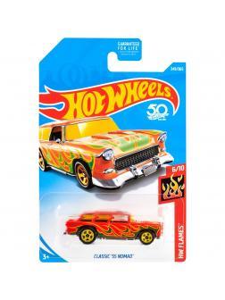 Машинка Базовая модель Hot Wheels «Classic '55 Nomad» 6/10
