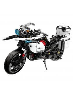 Конструктор XINGBAO MOC «Патрульный мотоцикл BMW F700 GS Rallye» XB-03019 / 1075 деталей
