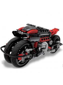Конструктор XINGBAO MOC «Футуристичный мотоцикл» XB-03021 / 680 деталей