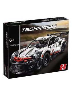 Конструктор «Porsche 911 RSR - Раллийный суперкар» YL-306 (Technic 42096) / 1770 деталей