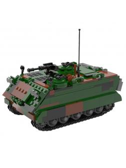 Конструктор XINGBAO «Бронетранспортер MTW M113» XB-06050 / 735 деталей
