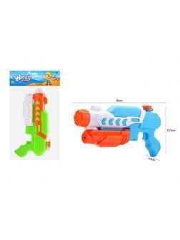 Водяной пистолет-бластер «Water Gun» 30 см. 3356 / Микс