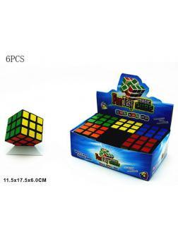 Развивающая игрушка «Кубик Рубика 3х3» 7711B