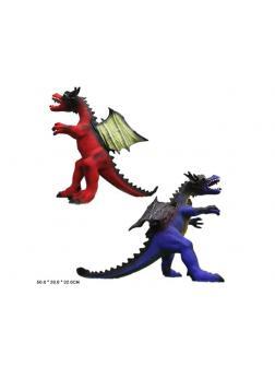 Набор из 2х фигурок «Драконы» со звуковыми эффектами / 001J