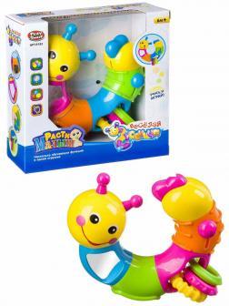 Интерактивная игрушка Play Smart «Расти малыш. Веселая Гусеница» 9182