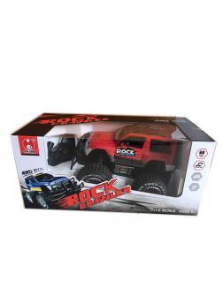 Металлическая машинка 1:12 «Джип. Rock Crawler» на радиоуправлении М318