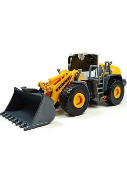 Металлическая машинка 1:54 «Forklift loader» А620019