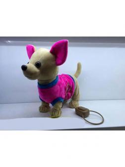 Интерактивная игрушка «Собачка на поводке» 02081