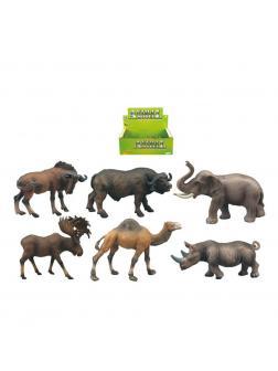 Фигурки диких животных «Animal» 6 шт, Q9899-229