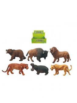 Фигурки-игрушки «Животные Африки» 6 шт. Q9899-216