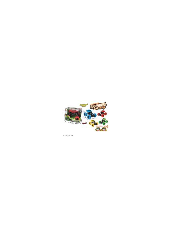 Детская машинка инерционная «БигФут» 168-61 / Микс