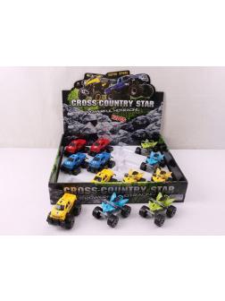 Машинка детская «Cross Country Star» 689-AB