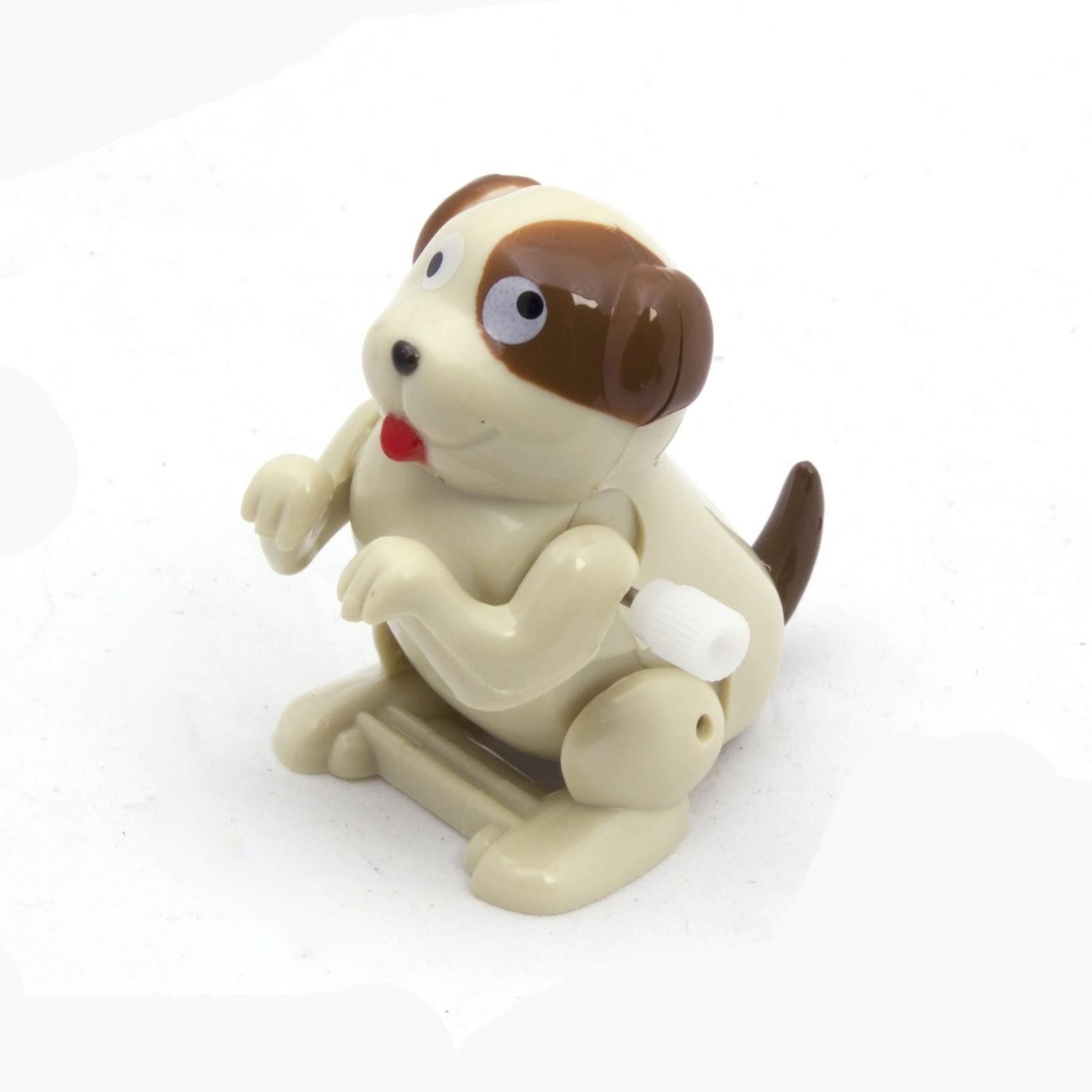 Игрушка заводная «Прыгающие питомцы. Собачка» 526-63