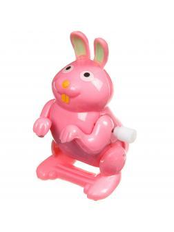 Игрушка заводная «Прыгающие питомцы. Кролик» 526-62
