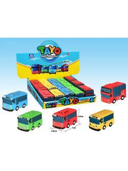 Автобус игрушечный «Litlle bus» 2015-55 / Микс