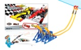 Гоночный трек «Track Racing» с трамплином 819 / 36 деталей