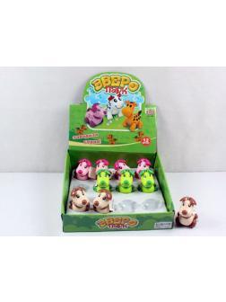 Игрушка заводная Play Smart «Зверопарк» 9484-B / Микс