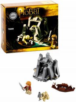 Конструктор «Hobbit: Тайна кольца» 79000 Lord of the Rings / 240 деталей
