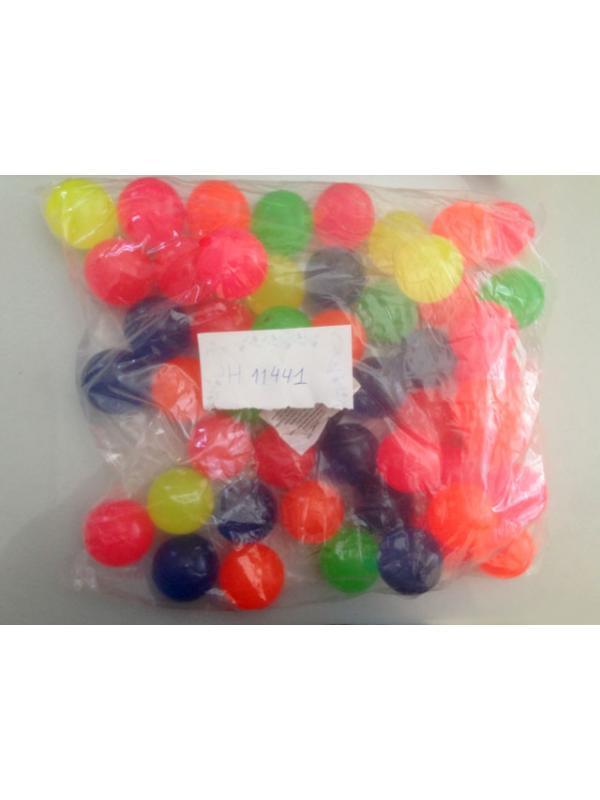 Детский мяч-попрыгун 4 см. 11441 / Микс