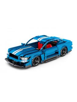 Конструктор SY «Спорткар Ford Mustang» SY8409 / 827 деталей