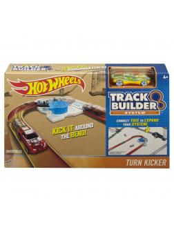 Базовый набор Hot Wheels «Turn Kicker» аксессуаров для трека с машинкой за 1 шт. DNH84